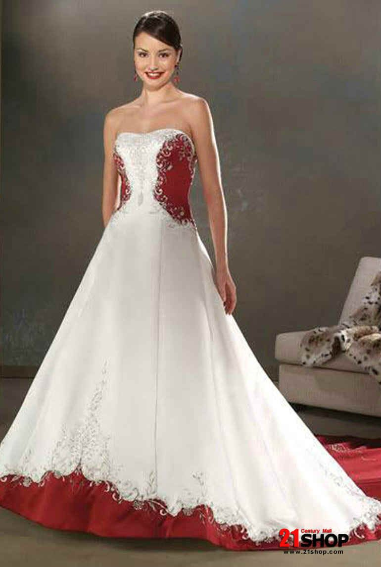 red wedding dresses Wedding dress for older and over weight women Trends For Men And