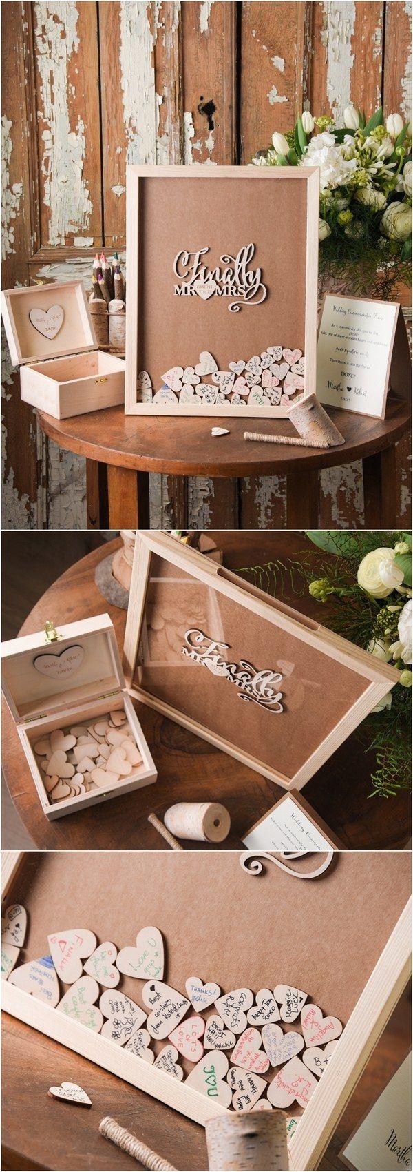 wood wedding invitations Botanical wedding invitations