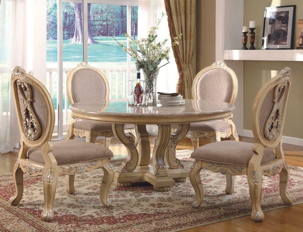 marble top kitchen table round marble top dining table