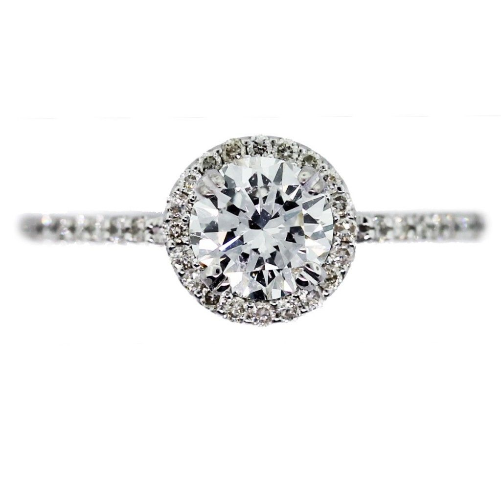 halo wedding ring 5 Reasons Why Halo Engagement Rings Rock