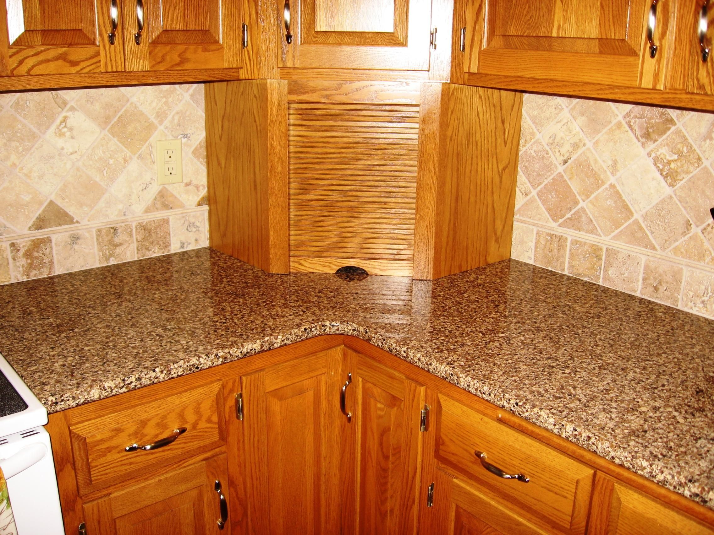 hardwood best kitchen countertops caledonia granite counters in the kitchen Raw Silk Granite Kitchen Countertop