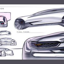 X 08 Cadillac Ats Coupe 1 Jpg Car Renderings Pinterest