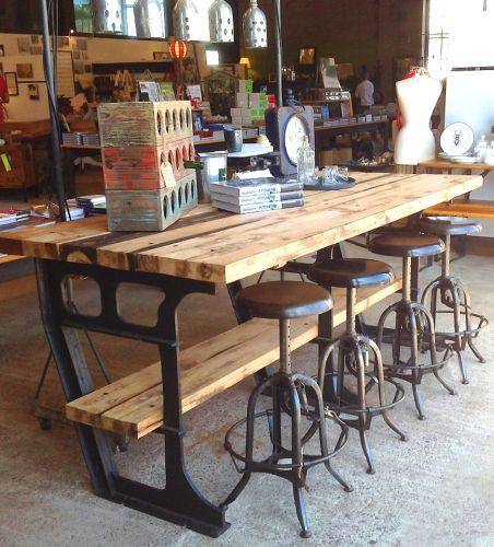 kitchen island tables vintage metal kitchen tables and chairs iron wood industrial vintage worktable kitchen island studio jennifer