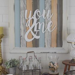 You Me Reclaimed Wood Sign House Ideas Pinterest Reclaimed