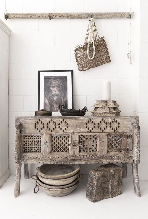 Medium Of Old Rustic Home Decor