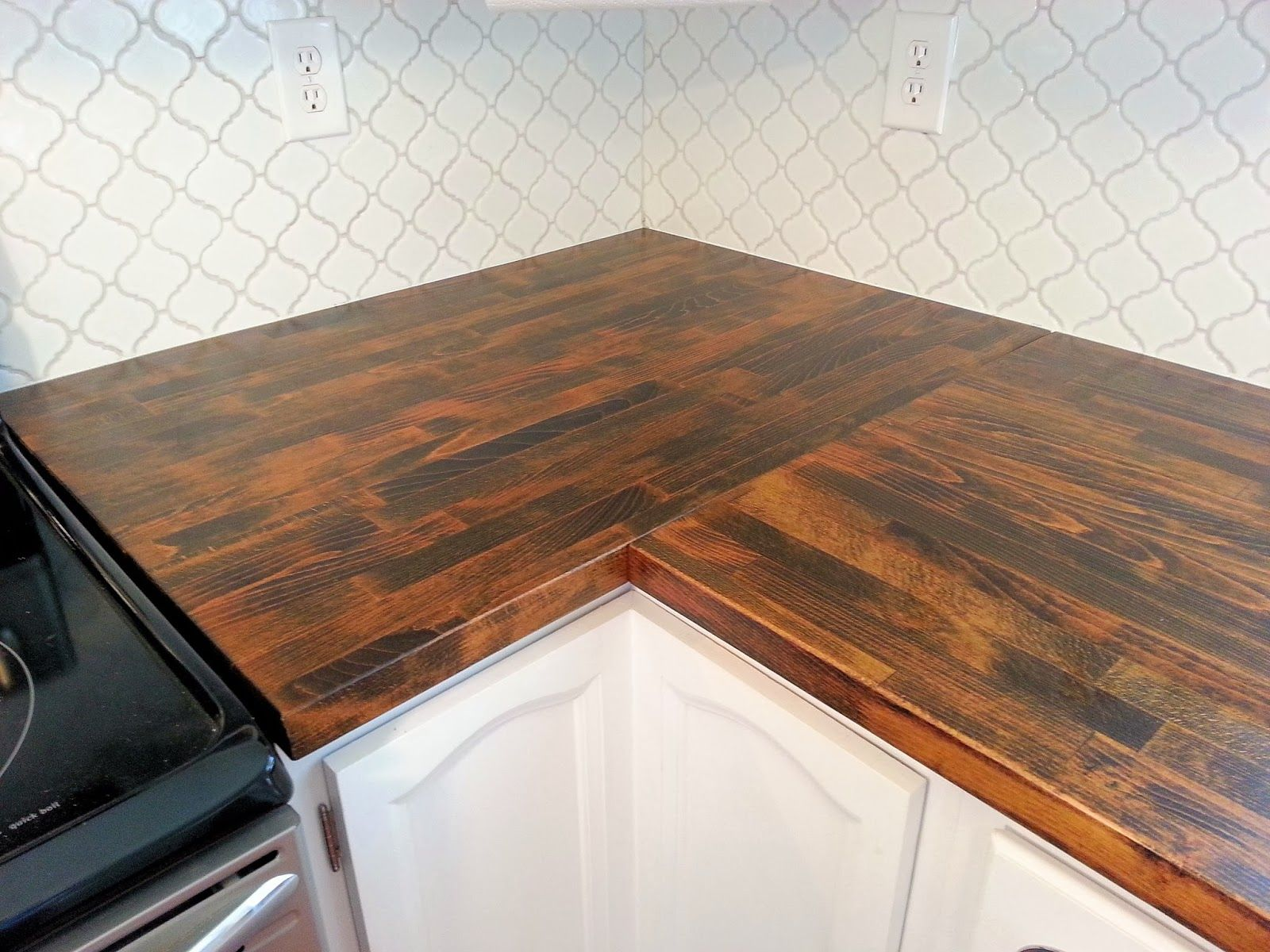ikea wooden countertops wood kitchen countertops Images About Butcher Block On Pinterest Countertops Wood