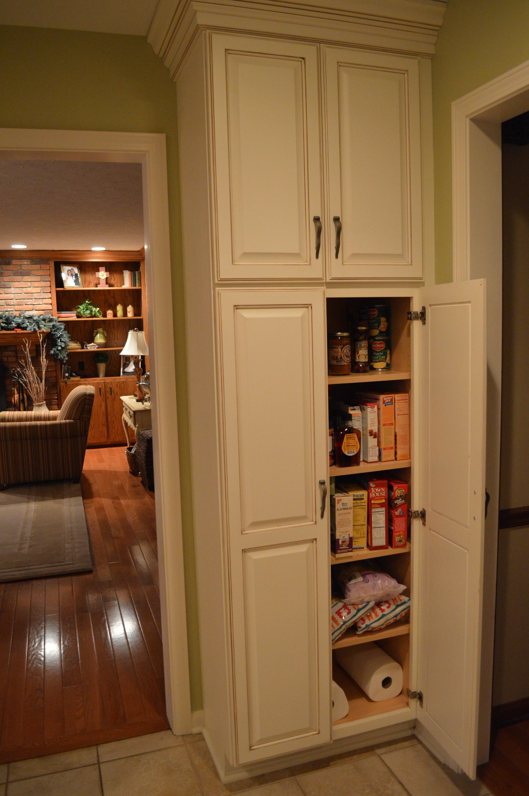 kitchen storage cabinet Free Standing Kitchen Pantry Oyzwgw Kitchens Pinterest