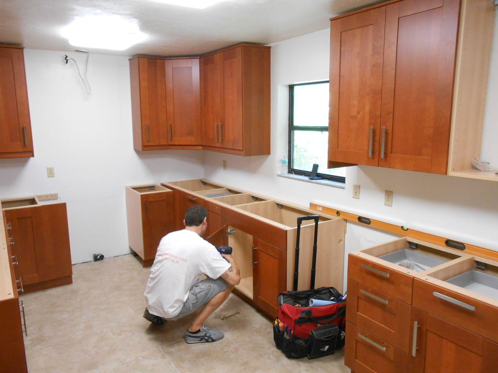 installing ikea kitchen cabinets installing kitchen cabinets