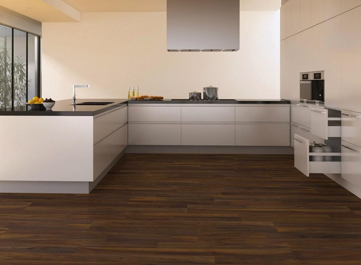 kitchen tiled floors kitchen floors images of tiled kitchen floors Affordable Laminate Walnut Tile for Kitchen Flooring
