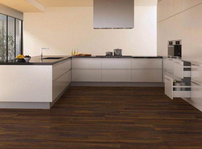 kitchen tiled floors best kitchen flooring images of tiled kitchen floors Affordable Laminate Walnut Tile for Kitchen Flooring