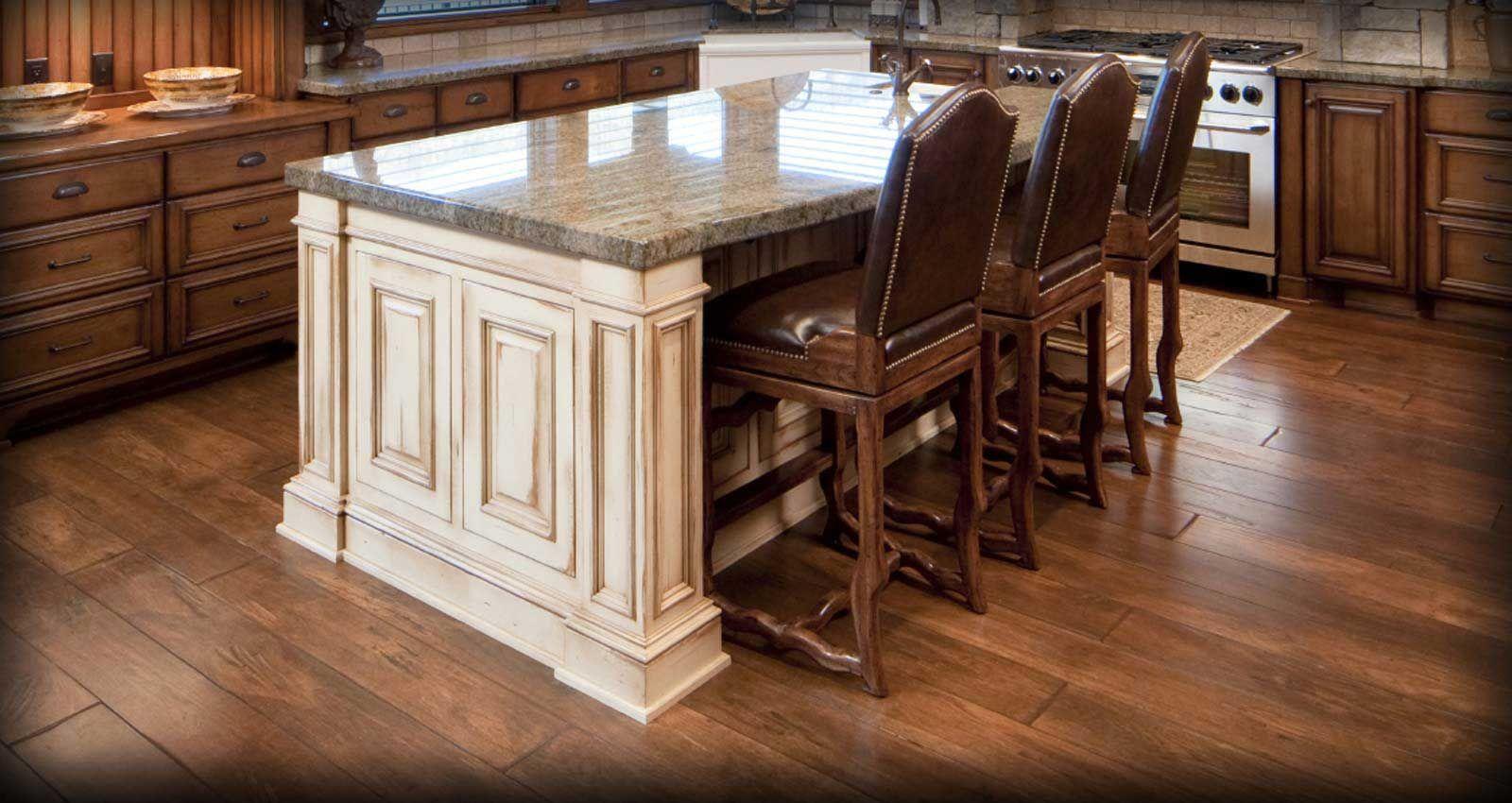 solid wood hardwood wood floor kitchen