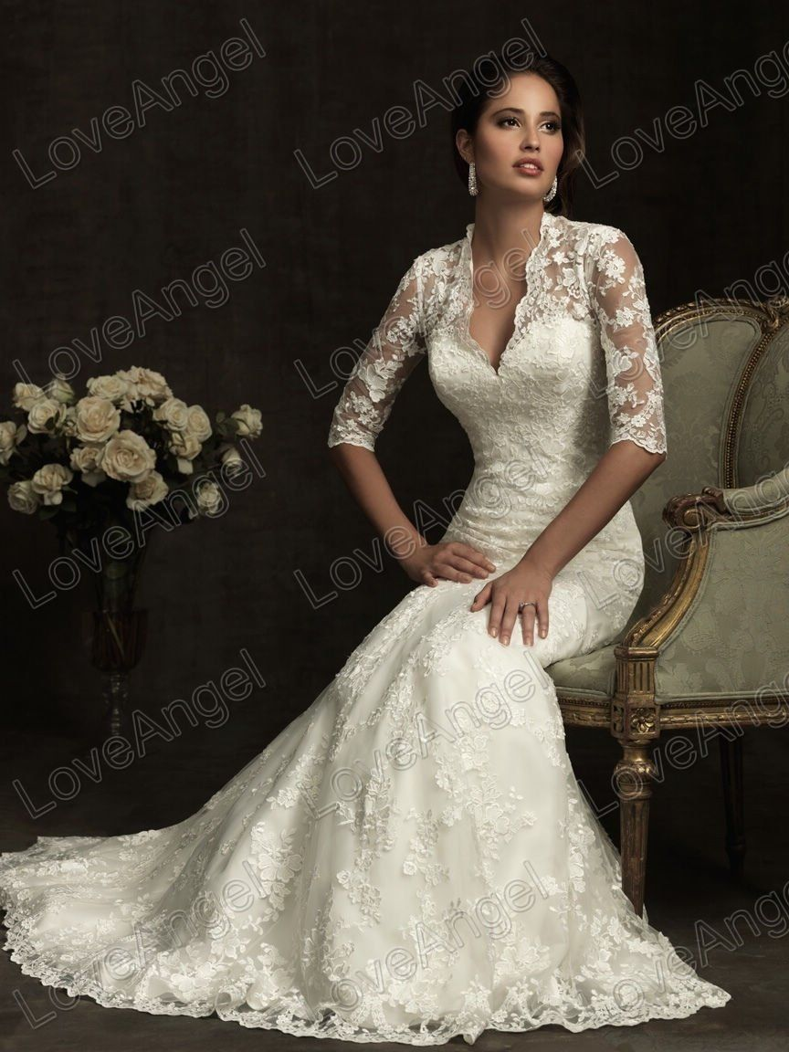 wedding dresses for sale Similar style to Princess Catherine s wedding gown but no lace Hot Sale