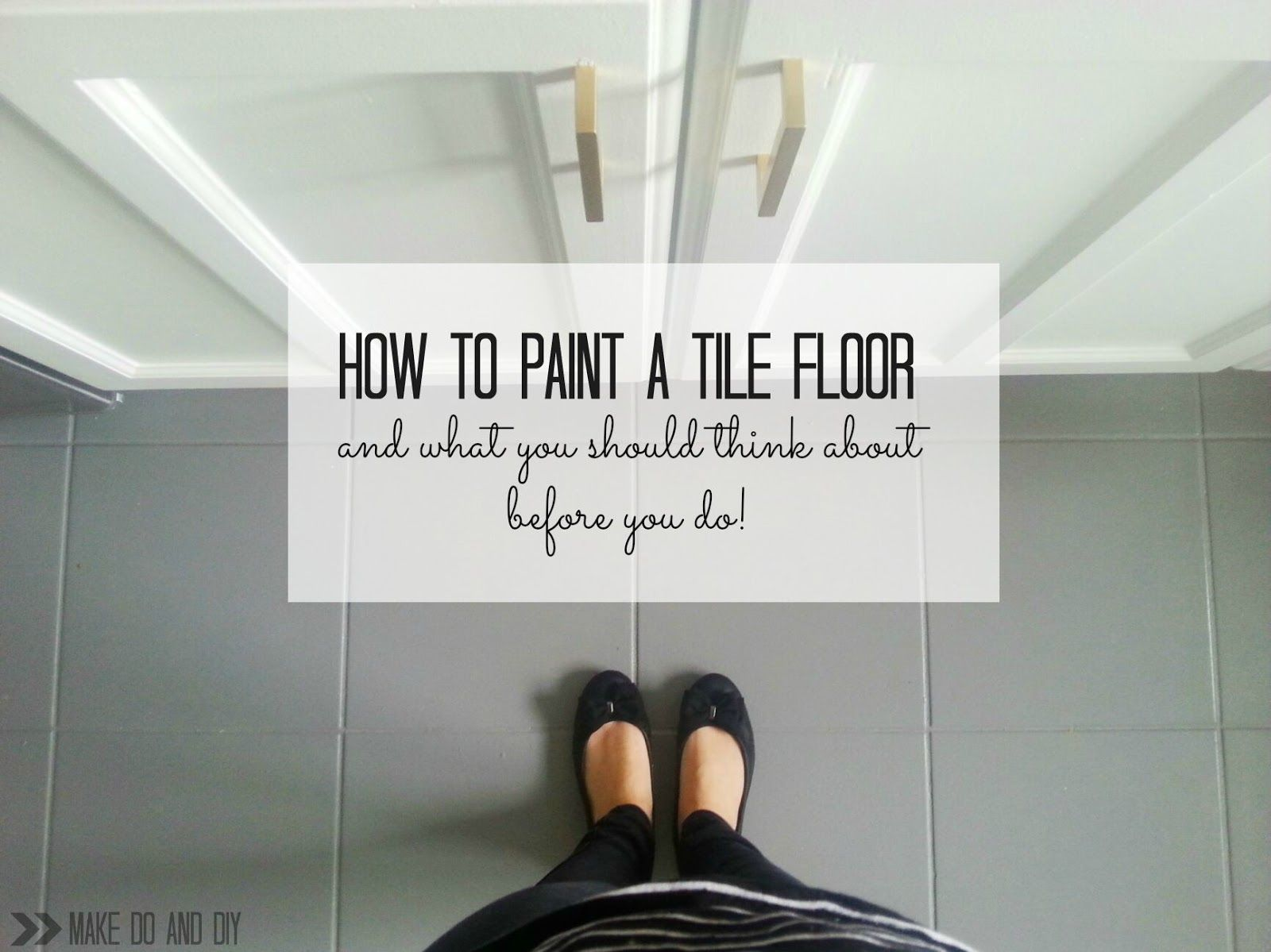 kitchen tiles floor how to paint a tile floor and what you should think about before you do