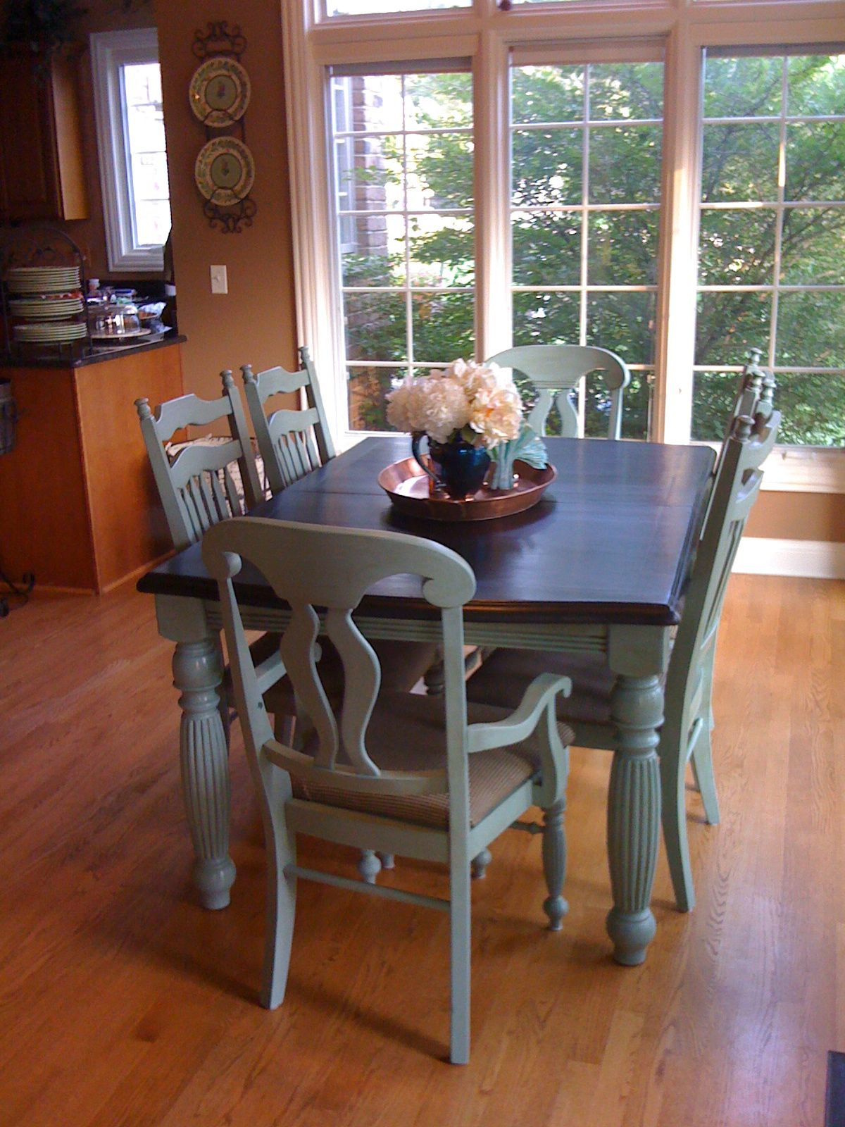 redo kitchen table annie sloan kitchen table Google Search