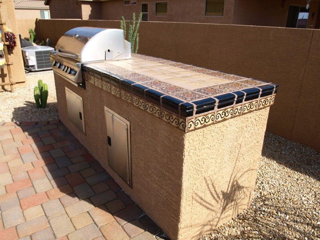 tile kitchen countertops Saltillo Tile Patio Outdoor Patio and Pool Tile Designs