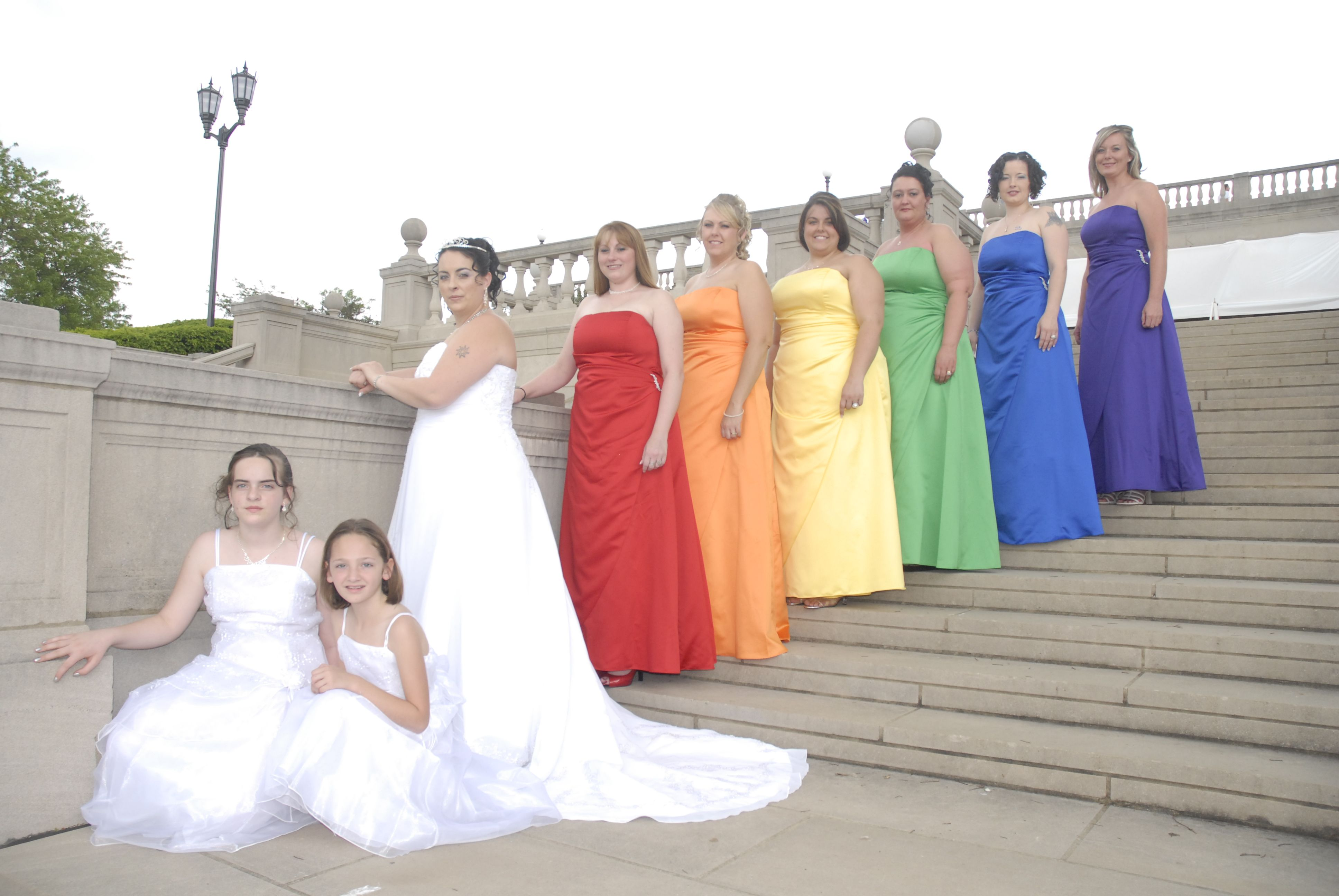lesbian wedding ideas Lesbian weddings well I like the idea I m not a lesbian