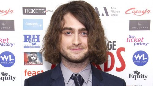 Medium Of Daniel Radcliffe Dogs