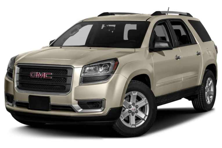 2015 GMC Acadia Specs and Prices  SLE 1  All wheel Drive