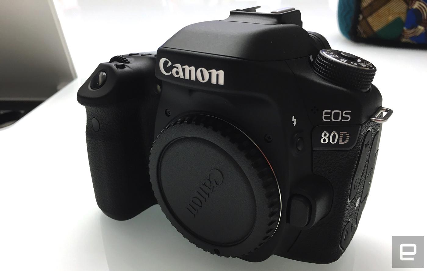 Fullsize Of Canon 80d Body