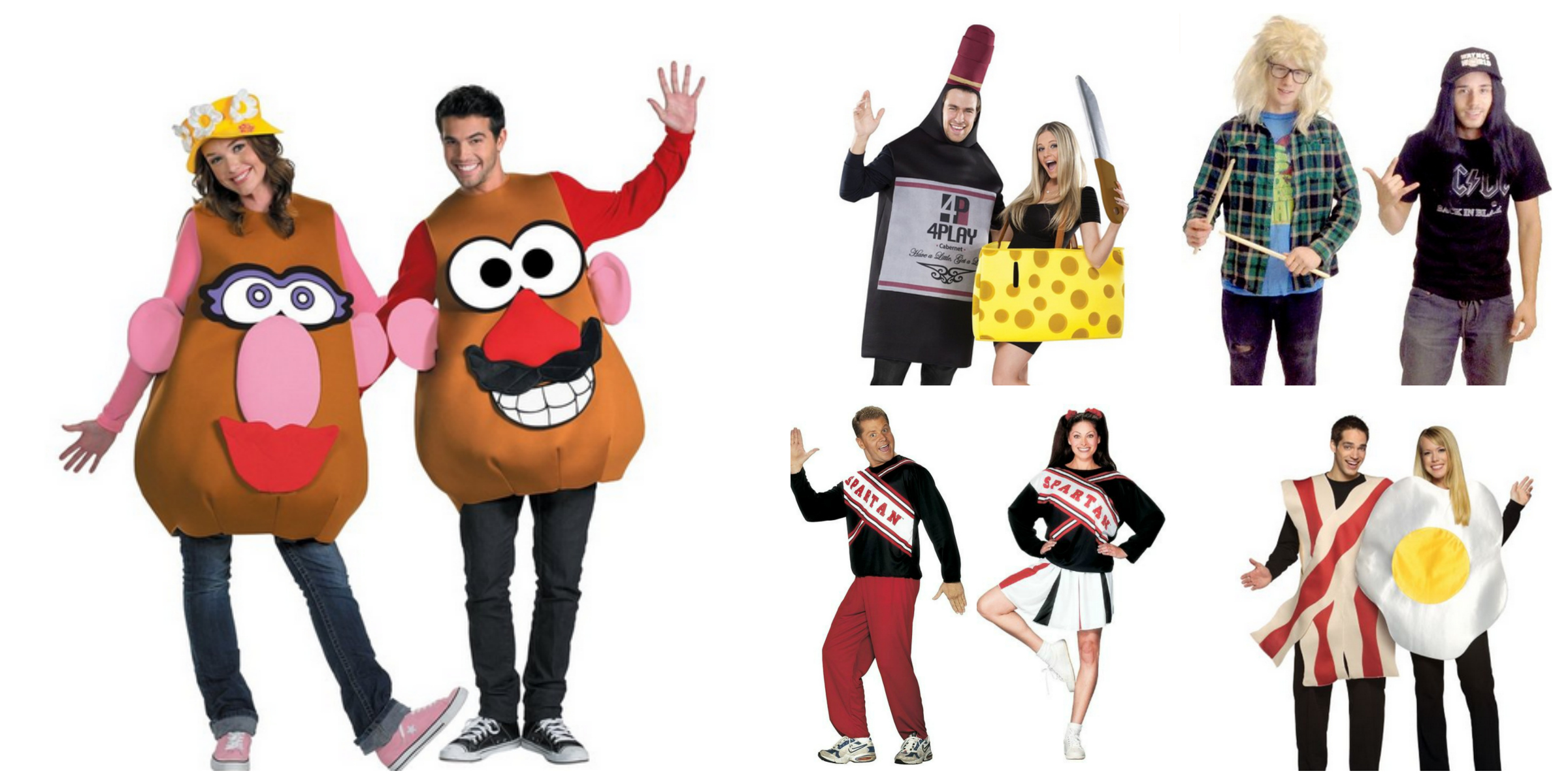 Unique Halloween 2015 Easy Couples Costumes To Obsess Over This Halloween Aol Lifestyle Ny Couple Halloween Costumes 2015 Halloween Costumes 2015 Couples Costumes nice food Funny Halloween Costumes 2015