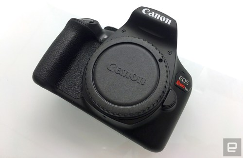 Medium Of Canon Eos Rebel T6 Vs T6i