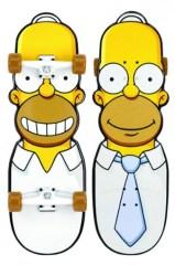 Skate Homer Simpson (Foto: Divulgação)