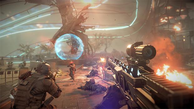 Killzone: Shadow Fall começa a demonstrar o potencial do PlayStation 4 (Foto: metalarcade.net)