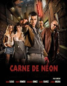 Poster do filme Carne de Neón
