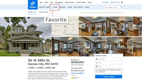 Medium Of Zillow Sold Homes