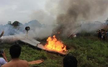 Πέντε νεκροί από σύγκρουση αεροσκαφών στον αέρα