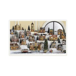 Small Crop Of Christmas Village Houses