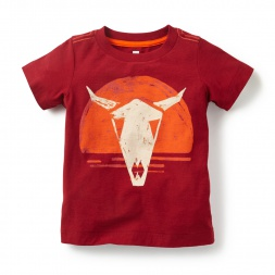 Tea Collection El Toro Graphic Tee
