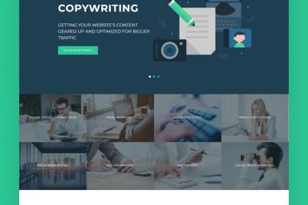 marketology seo and marketing agency responsive wordpress theme 62344 original