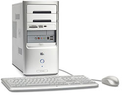 HP Pavilion a1120n Desktop PC sells for $599.99 after a $50 mail-in rebate.