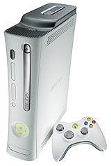 The $399.99 Xbox 360 from Microsoft