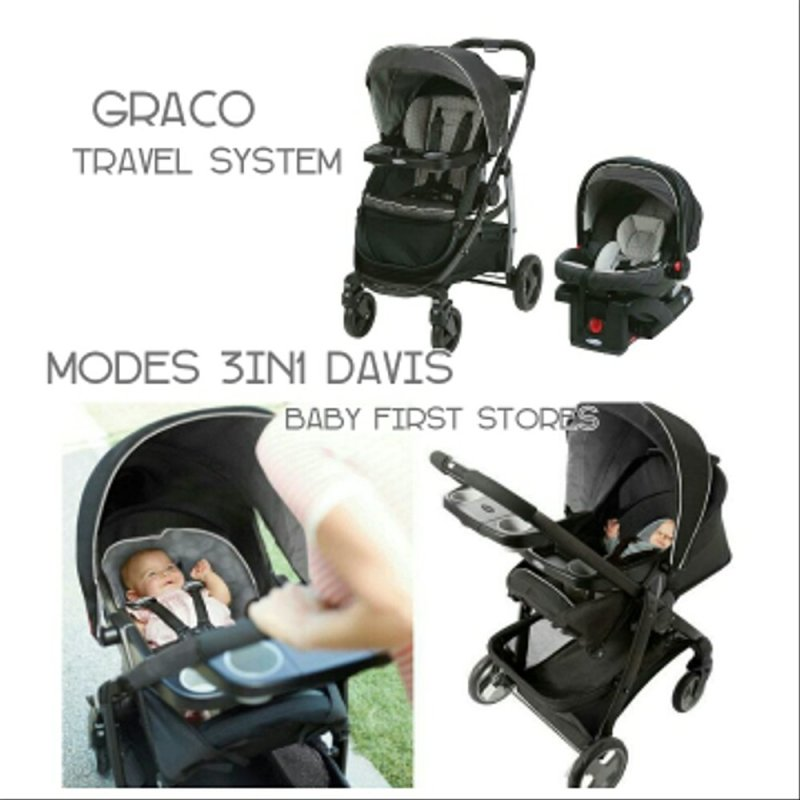 Large Of Graco Modes Travel System