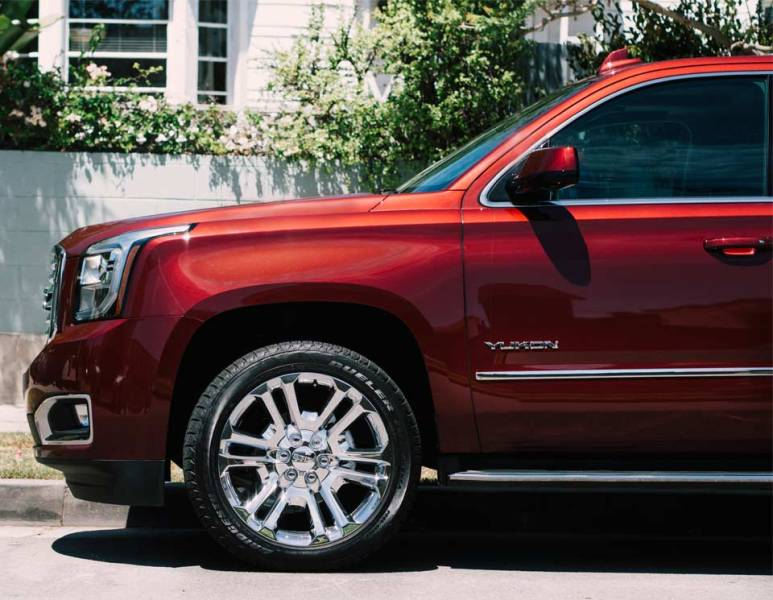 2016 GMC Yukon SLT Premium Edition Is Close  But No Denali     2016 GMC Yukon SLT Premium Edition 2016 GMC Yukon SLT Premium Edition