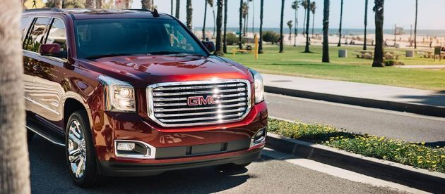 2016 GMC Yukon SLT Premium Edition Is Close  But No Denali         2016 GMC Yukon SLT Premium Edition