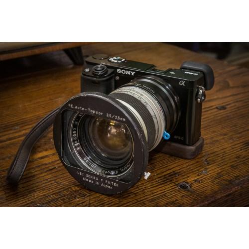 Medium Crop Of Sony A6000 Case