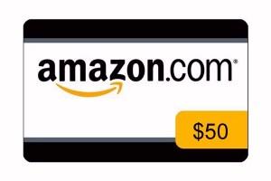 Amazon $50 Gift Card