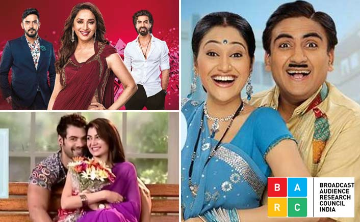 BARC Report Week 36  It s Taarak Mehta Ka Ooltah Chashmah VS Kumkum     BARC Report Week 36  It s Taarak Mehta Ka Ooltah Chashmah VS Kumkum Bhagya  VS Dance Deewane