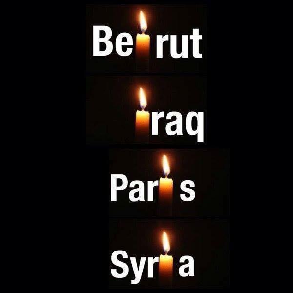 パリ、シリア
