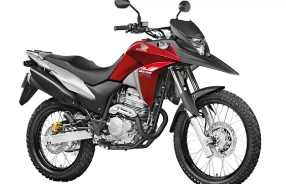 XRE 300 2015
