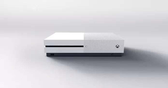 Novo Xbox One S é o destaque da Microsoft na E3 e chega ainda este ano