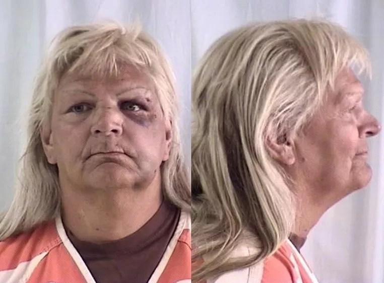 Americana rouba banco, pois queria voltar para a cadeia