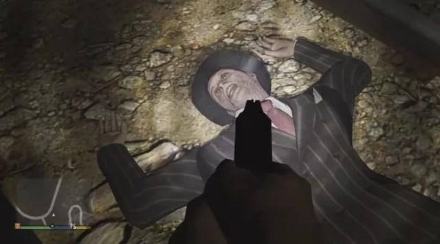 GTA 5- fase macabra  (Foto: Reprodução/YouTube)