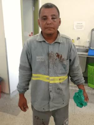 Eletricista leva soco de morador após cortar ligação clandestina de energia
