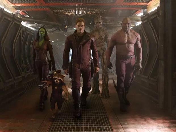 #3 Domingo pipoca: Guardiões da galáxia.