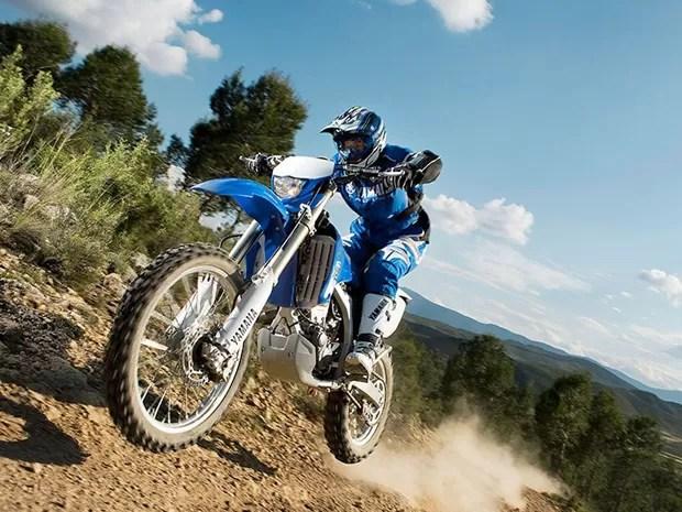 Procura uma moto off-road Conheça os diferentes tipos