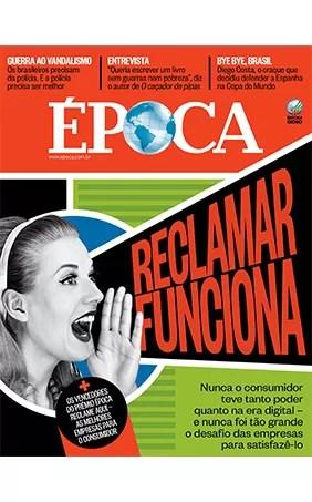 Capa - Edição 806 (home) (Foto: ÉPOCA)